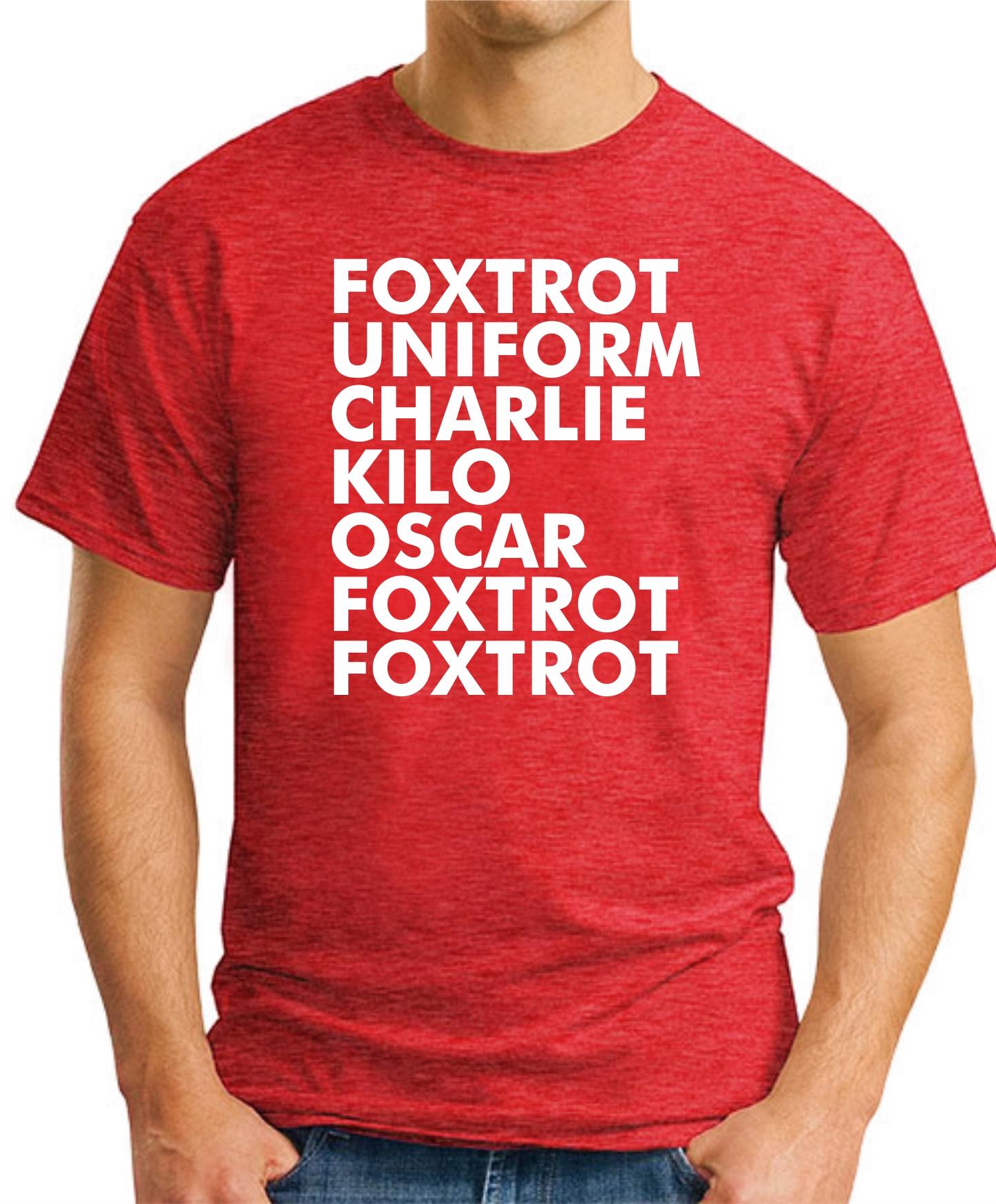 Foxtrot Uniform Charlie Kilo