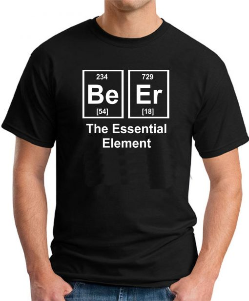BEER THE ESSENTIAL ELEMENT BLACK