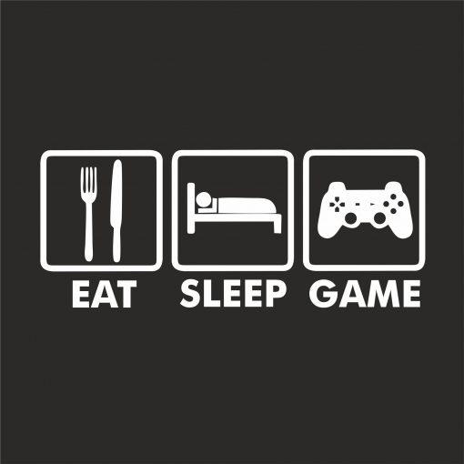 EAT SLEEP GAME THUMBNAIL