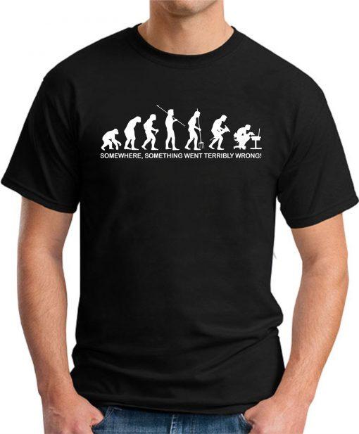 EVOLUTION OF GEEK black