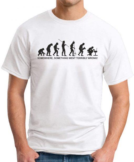 EVOLUTION OF GEEK WHITE