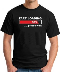 FART LOADING BLACK