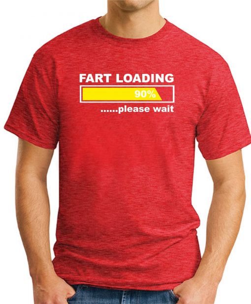 FART LOADING RED