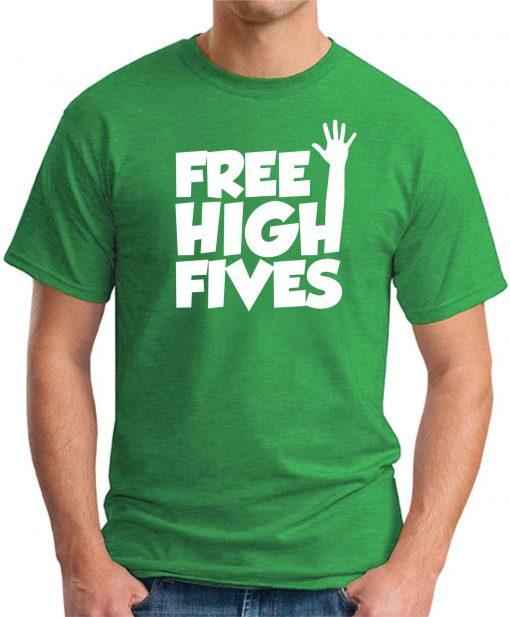 FREE HIGH FIVES green