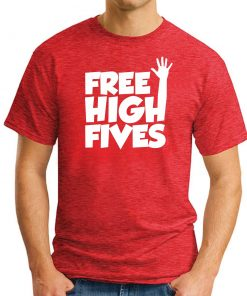 FREE HIGH FIVES RED