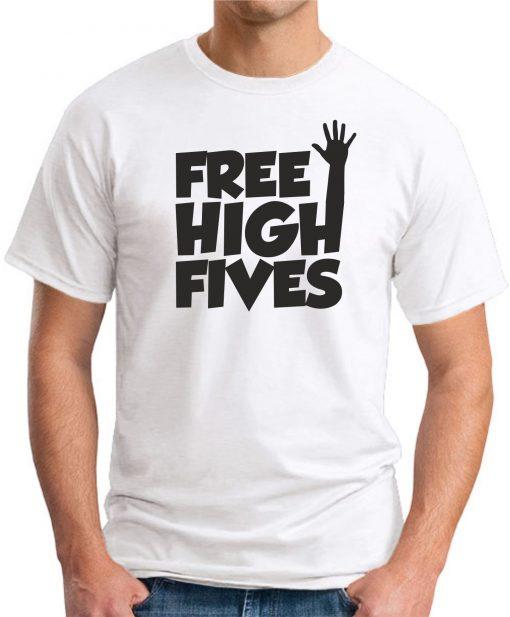 FREE HIGH FIVES WHITE