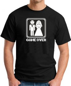 GAME OVER BLACK