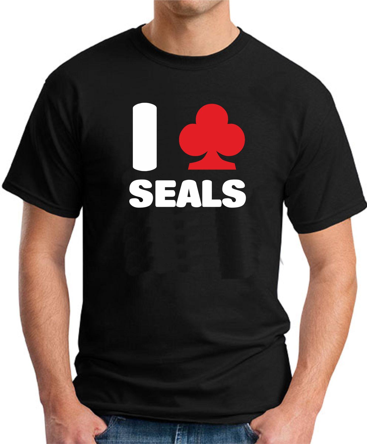 I CLUB SEALS BLACK