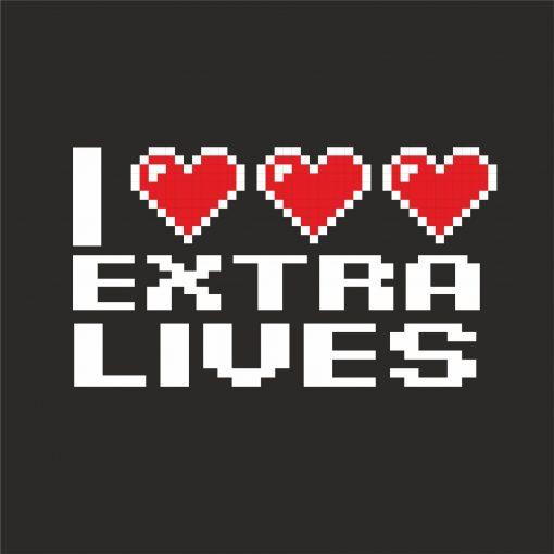 I HEART EXTRA LIVES THUMBNAIL