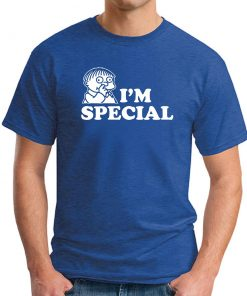 I'M SPECIAL ROYAL BLUE
