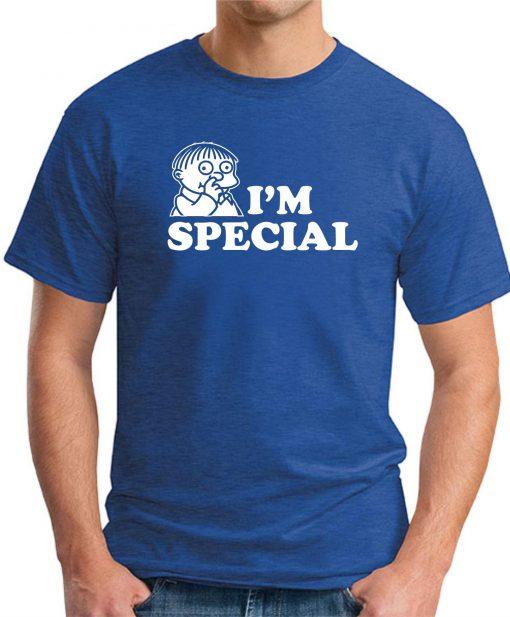 I'M SPECIAL ROYAL BLUE