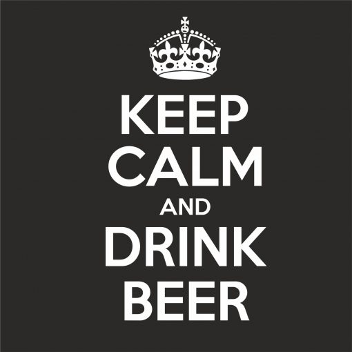 KEEP CALM AND DRINK BEER THUMBNAIL