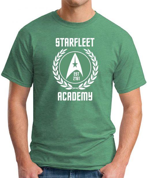 STARFLEET ACADEMY GREEN