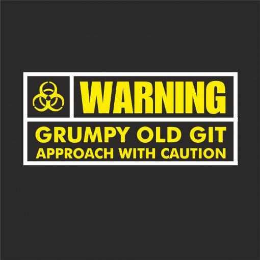 WARNING GRUMPY OLD GIT THUMBNAIL