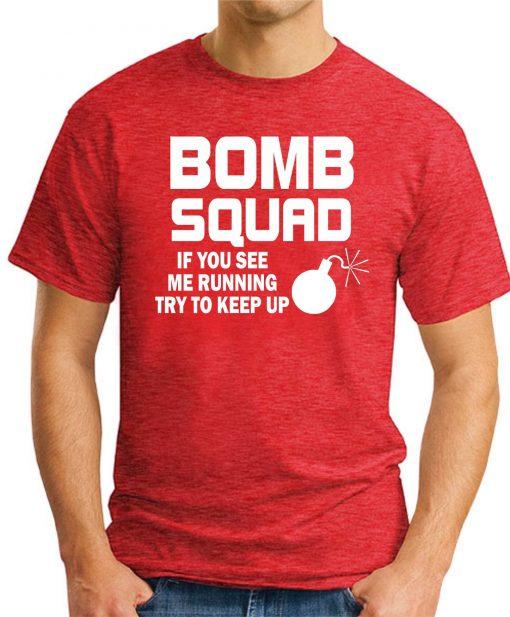 BOMB SQUAD RED