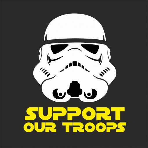 SUPPORT OUR TROOPS THUMBNAIL