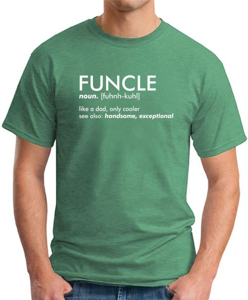 FUNCLE GREEN