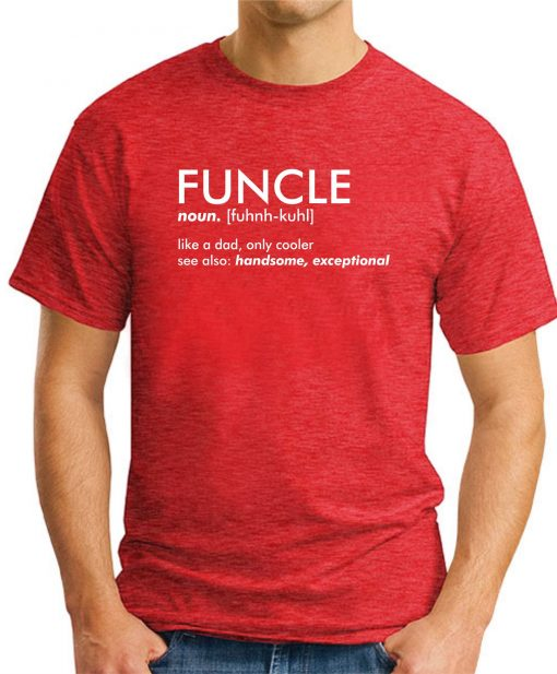 FUNCLE RED
