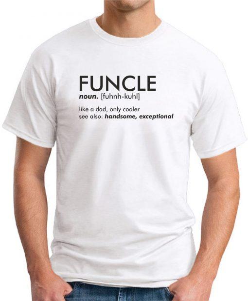 FUNCLE WHITE