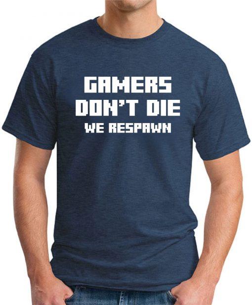 GAMERS DON'T DIE NAVY