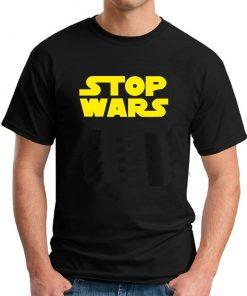STOP WARS BLACK