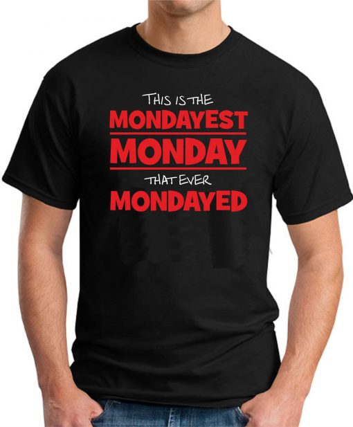 MONDAYEST MONDAY BLACK