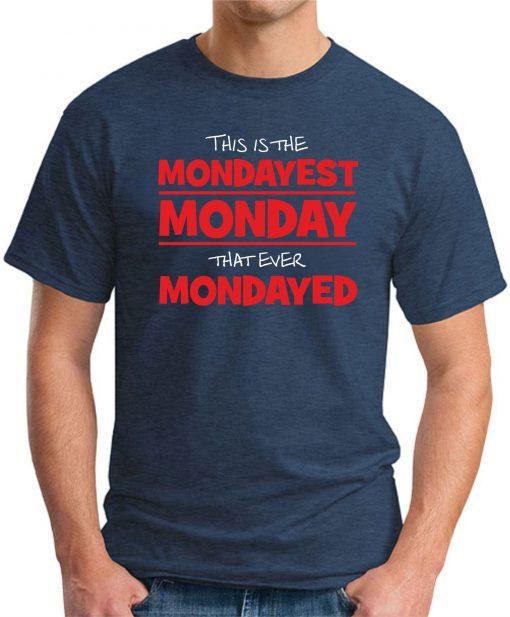 MONDAYEST MONDAY NAVY