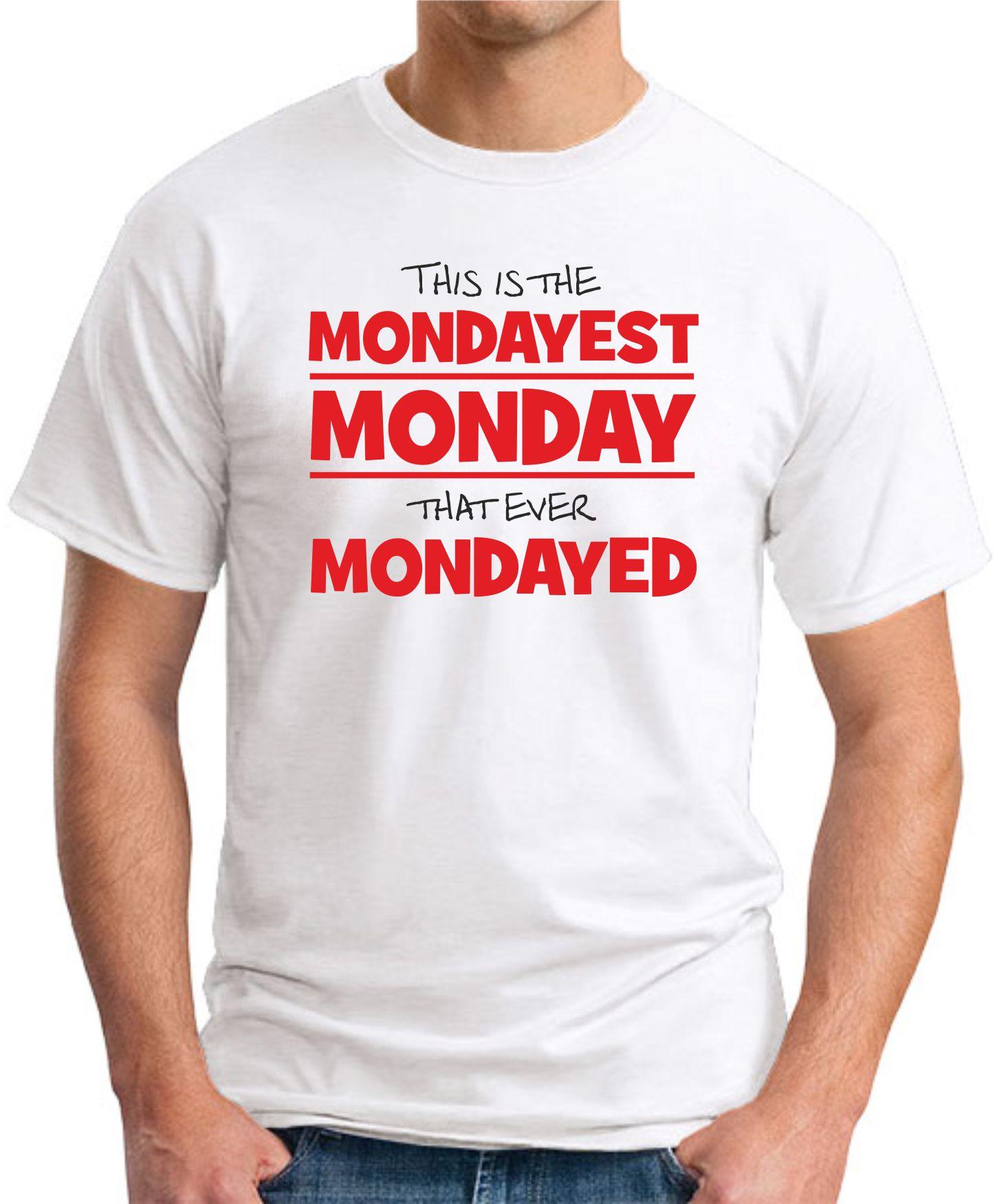 MONDAYEST MONDAY WHITE