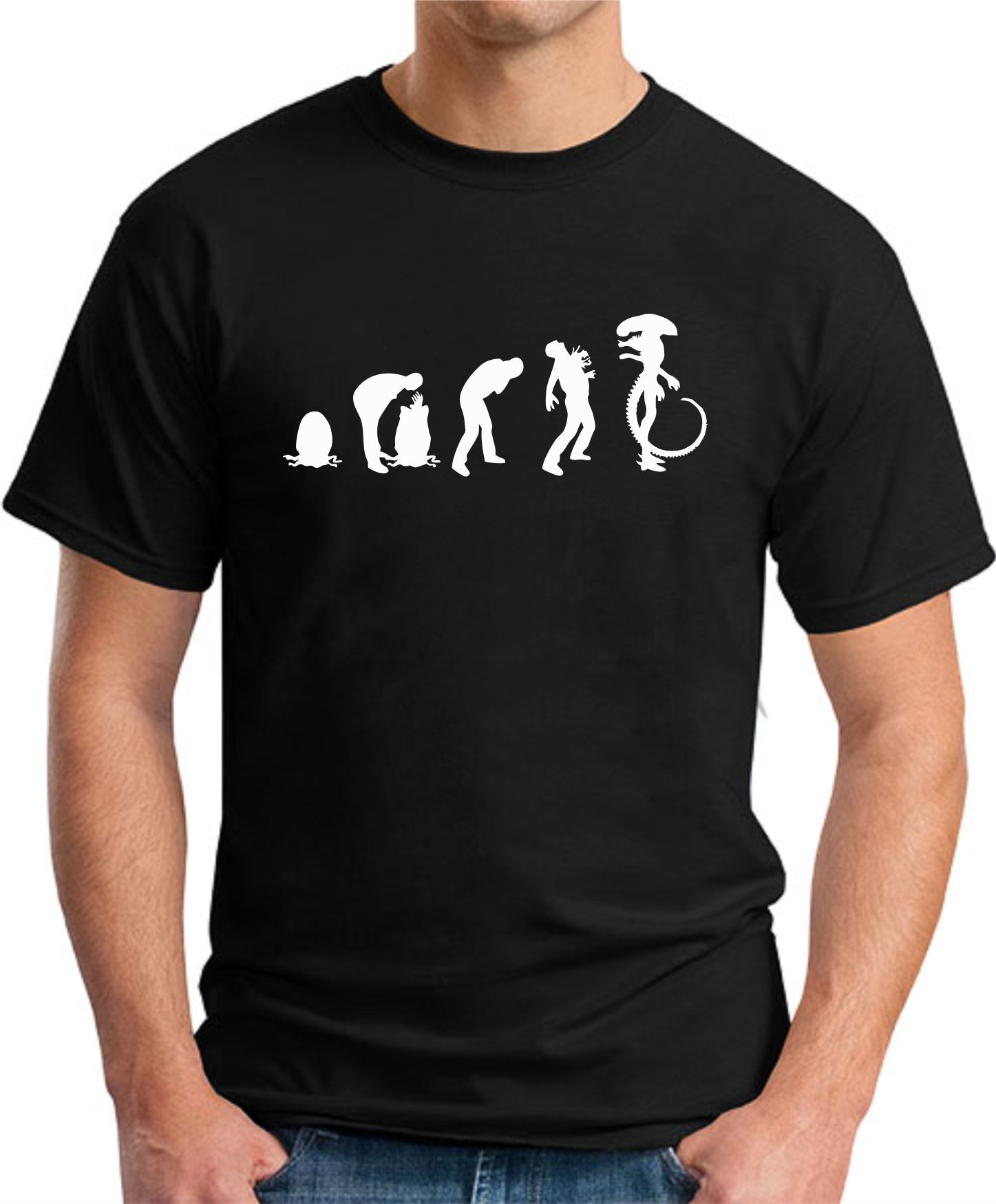 ALIEN EVOLUTION black