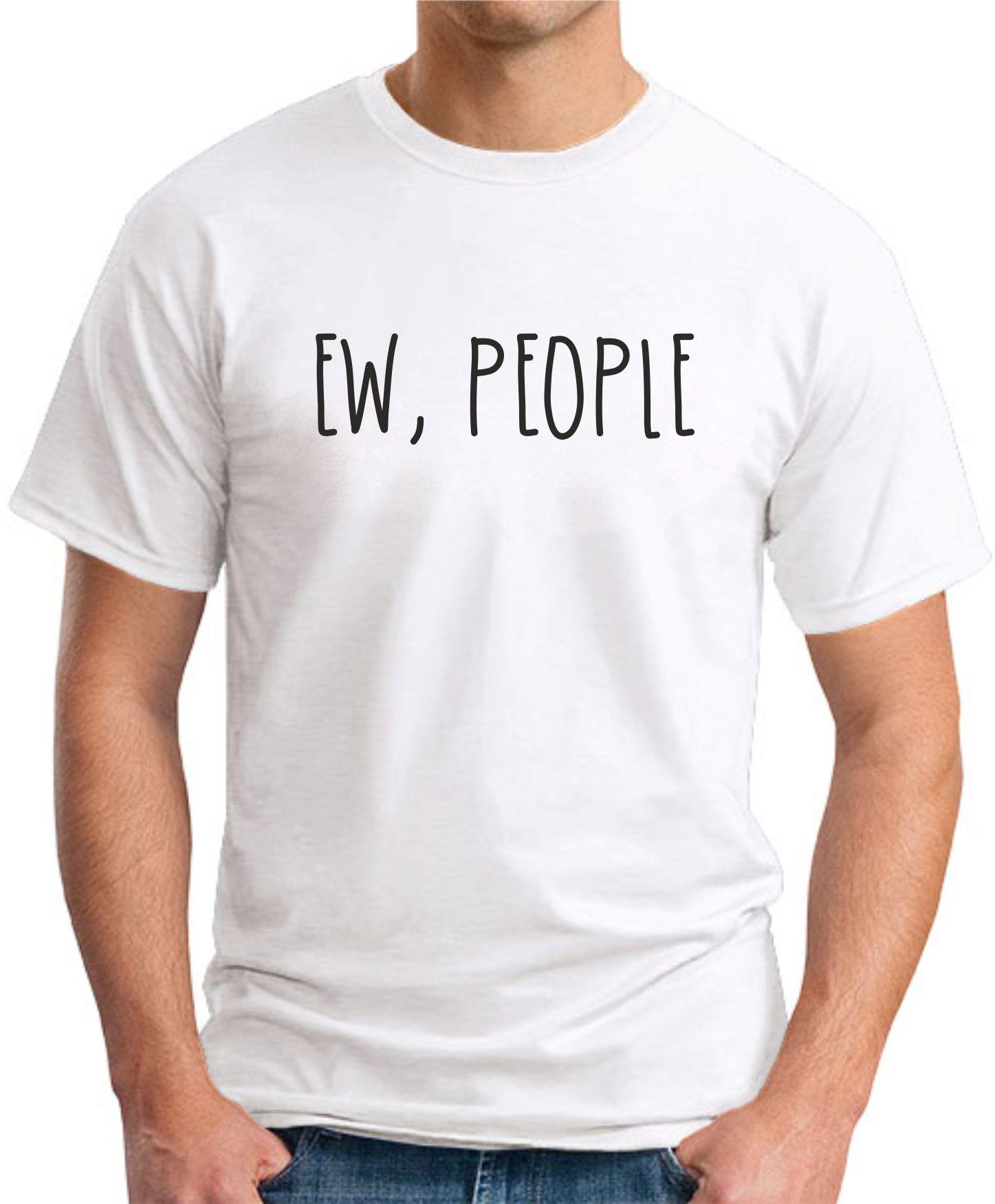 EW PEOPLE White