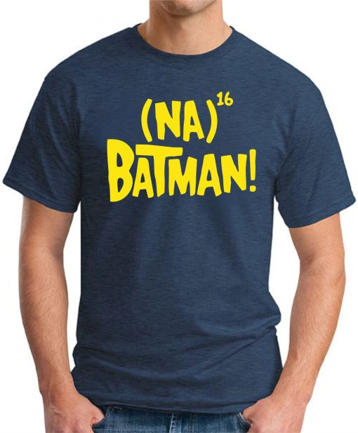 NA NA NA NA BATMAN - Navy