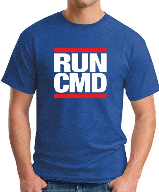 RUN CMD ROYAL BLUE