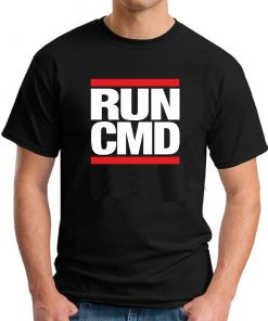 RUN CMD BLACK