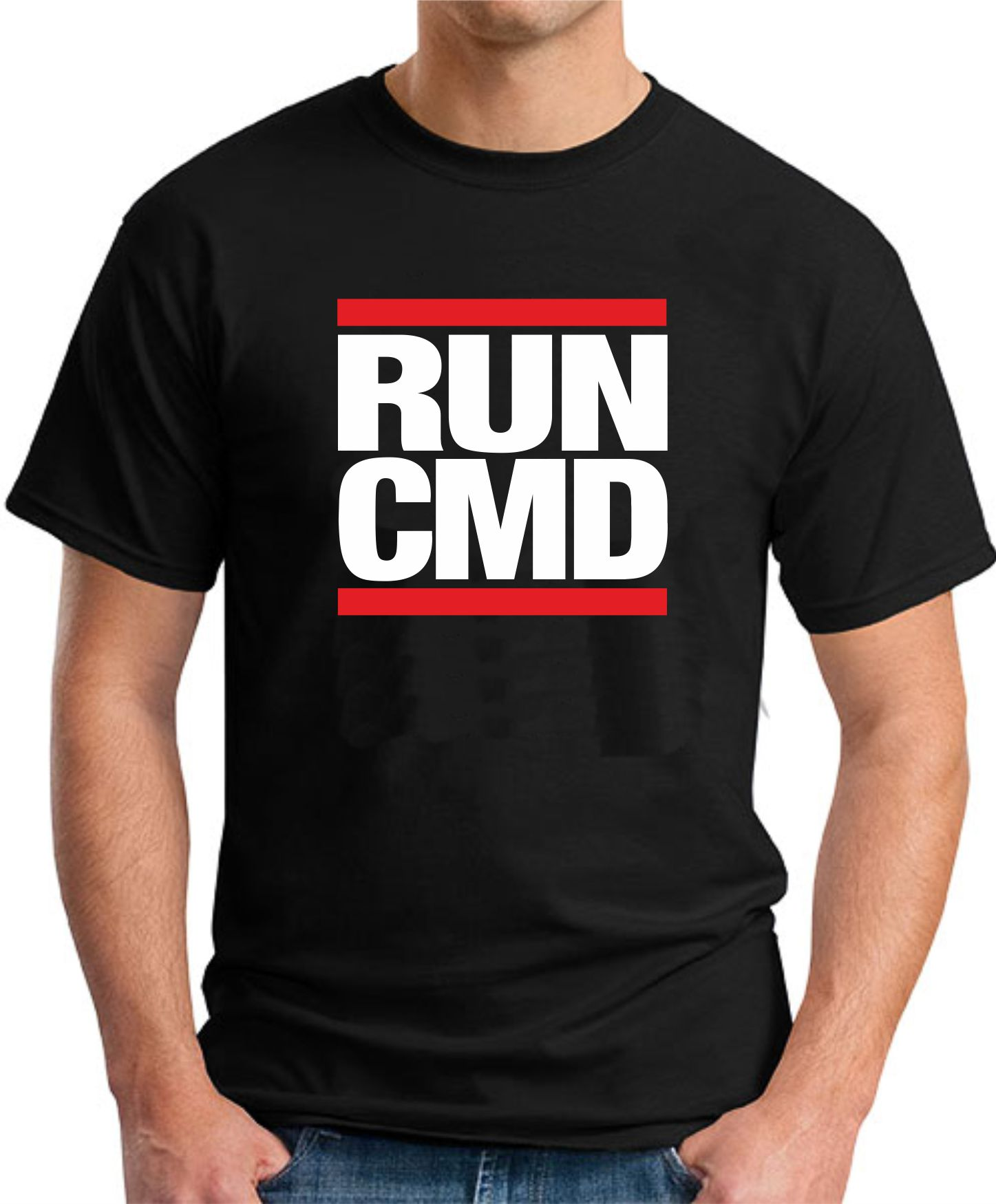 RUN CMD BLACK