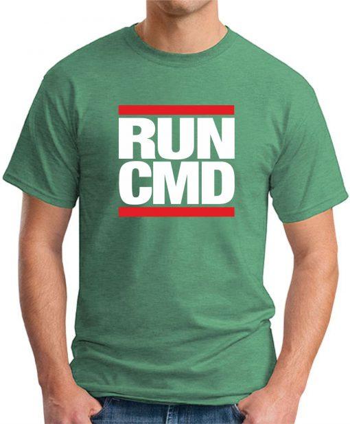 RUN CMD GREEN