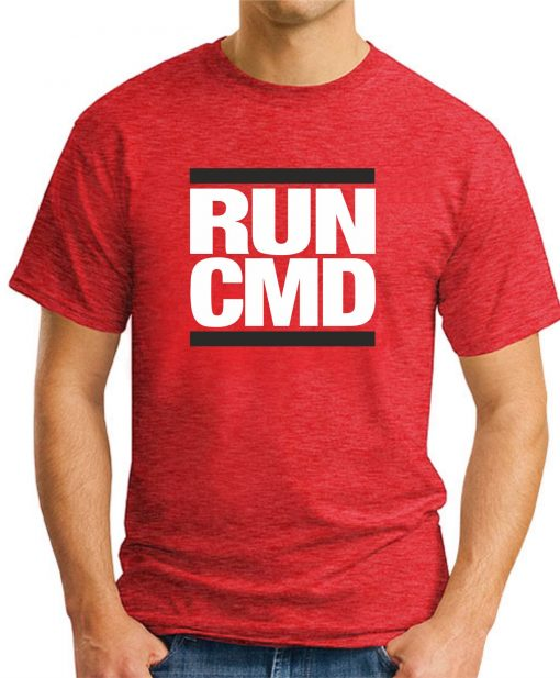 RUN CMD RED