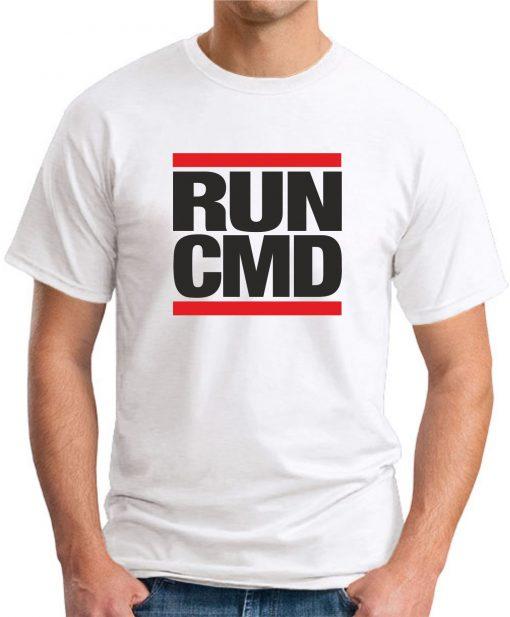 RUN CMD WHITE