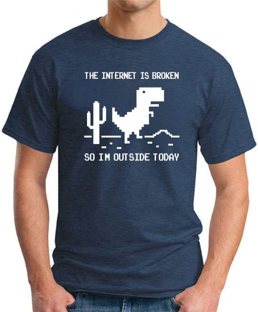 THE INTERNET IS BROKEN Navy