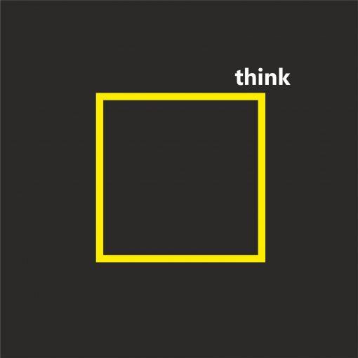 THINK OUTSIDE THE BOX BLACK
