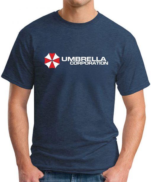UMBRELLA CORPORATION Navy
