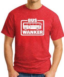 BUS WANKER red
