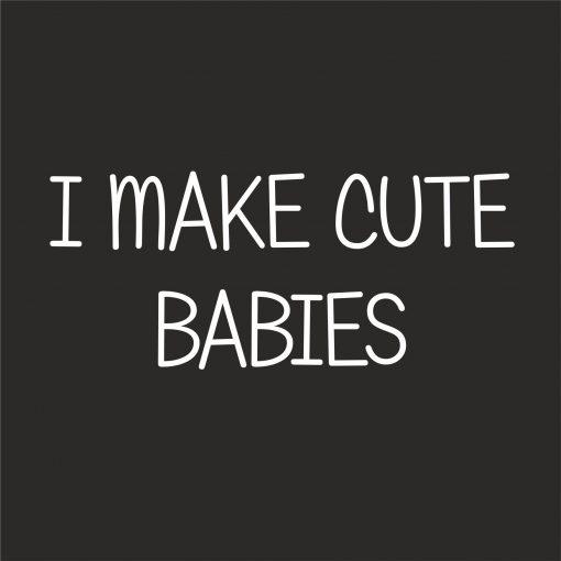 I MAKE CUTE BABIES thumbnail