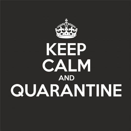 KEEP CALM AND QUARANTINE THUMBNAIL