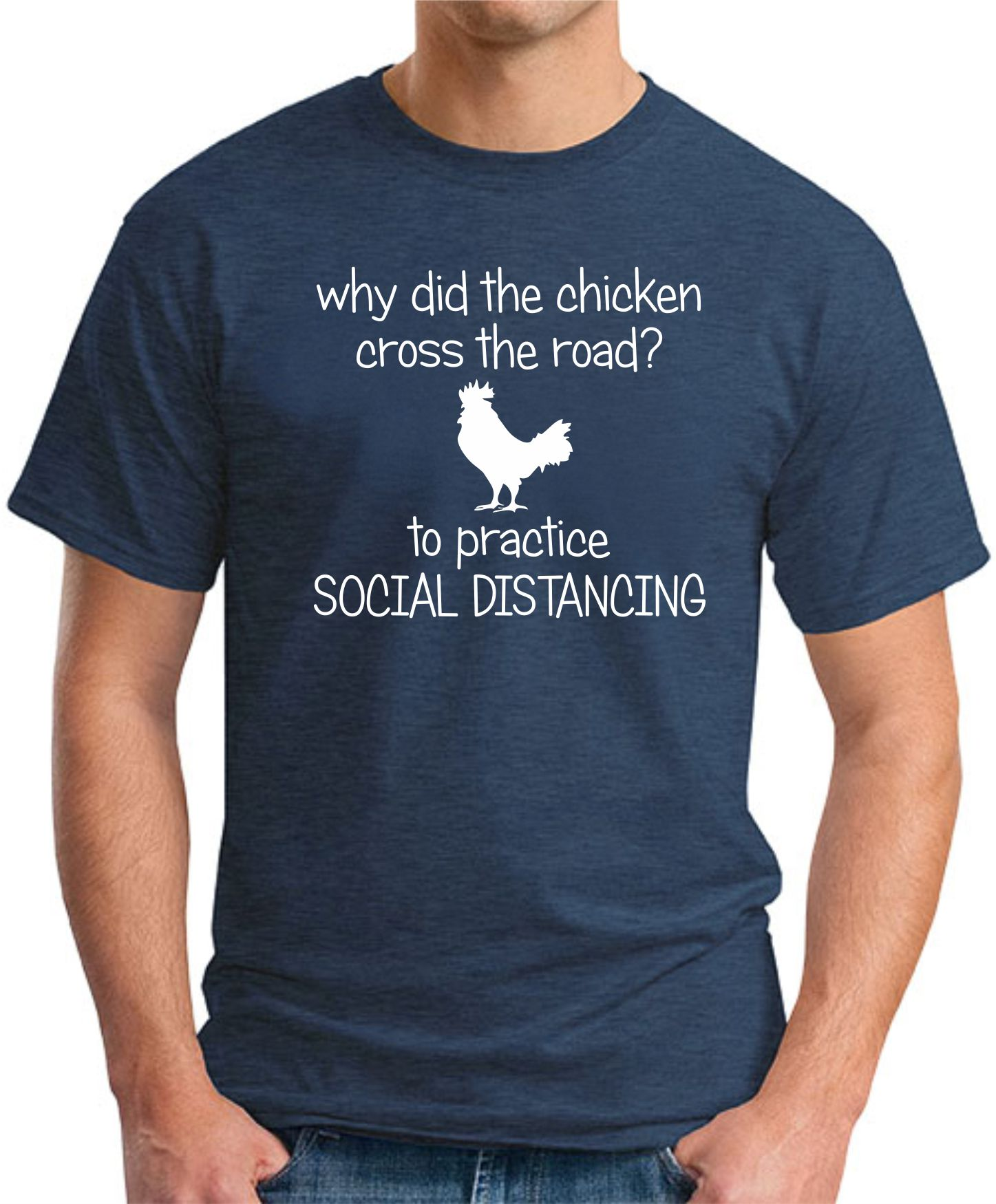 WHY DID THE CHICKEN CROSS THE ROAD NAVY