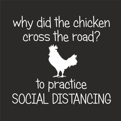 WHY DID THE CHICKEN CROSS THE ROAD THUMBNAIL