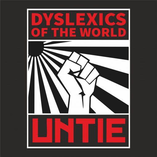 DYSLEXICS OF THE WORLD UNTIE thumbnail