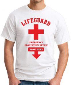 LIFEGUARD EMERGENCY FLOATATION DEVICE WHITE