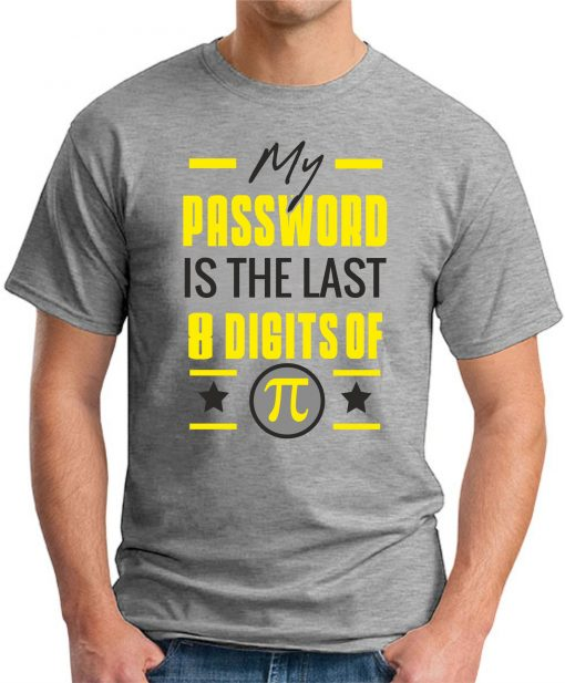 MY PASSWORD IS THE LAST 8 DIGITS OF PI grey