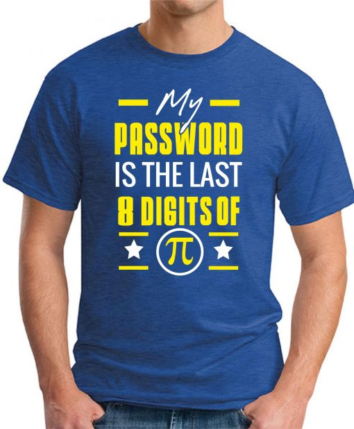 MY PASSWORD IS THE LAST 8 DIGITS OF PI royal blue