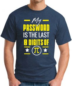 MY PASSWORD IS THE LAST 8 DIGITS OF PI navy
